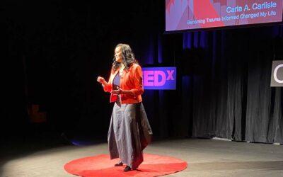 TEDx Charlotte chooses Carla Carlisle to be a speaker