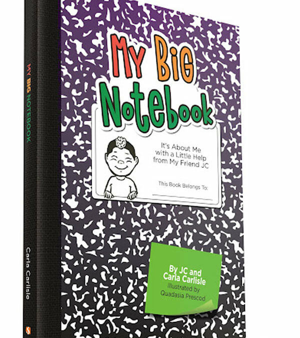 Carla Carlisle to release notebook for children