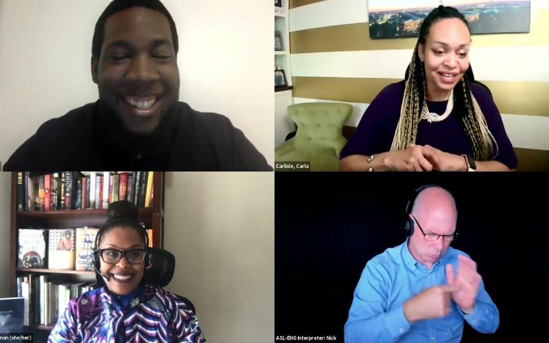 Minority Mental Wellness – Disability:IN Webinar